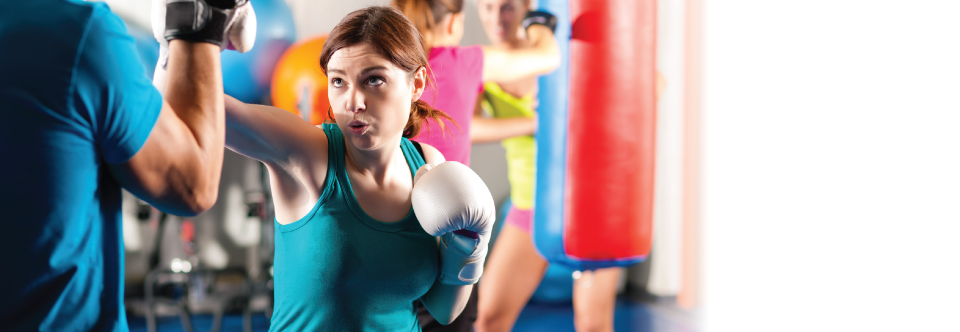 WOMEN'S MONTHLY SELF DEFENSE