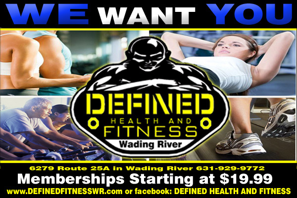 Fitness | Wading River Gym